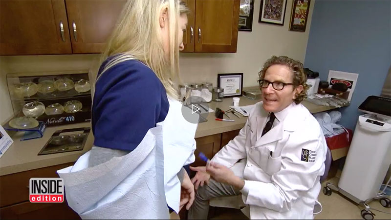 , The Secret of Thigh Success: Nurse Gets Serious Results in Remarkable Half-Hour Liposuction, Dr. Steven Davis