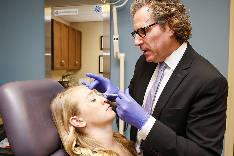 , How Botox Is Becoming a Part of Millennials' Basic Beauty Regimen, Dr. Steven Davis, Dr. Steven Davis