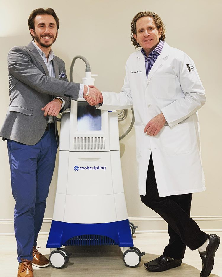 michael defeo coolscultping, Talking All About CoolSculpting with Michael Defeo, Dr. Steven Davis